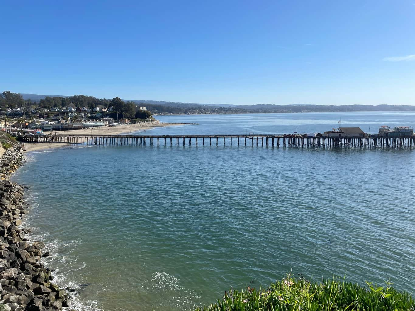 best beaches in santa cruz